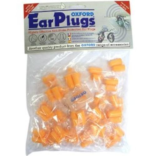 Oxford Earplugs 30Pr & pocket case