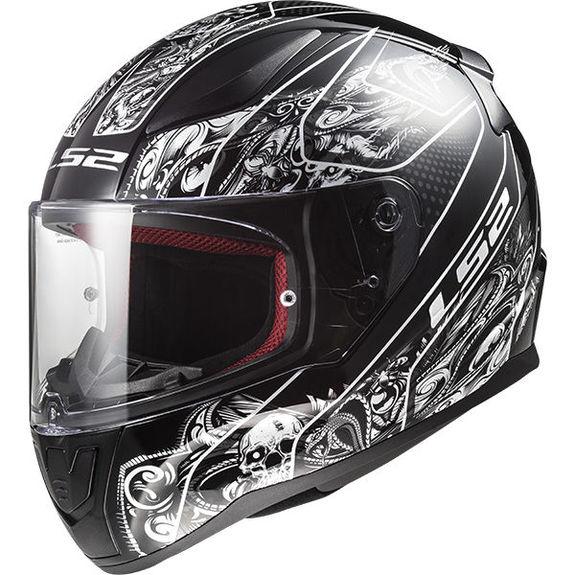 LS2 FF353 Rapid Crypt Motorcycle Helmet