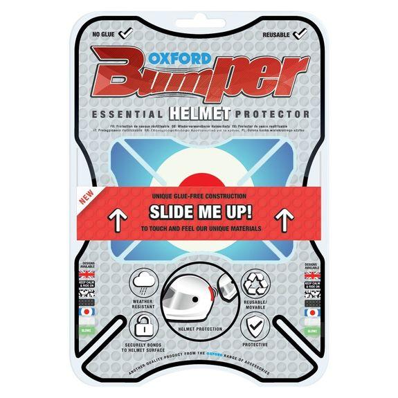 Oxford Bumper Essential Helmet Protector Target