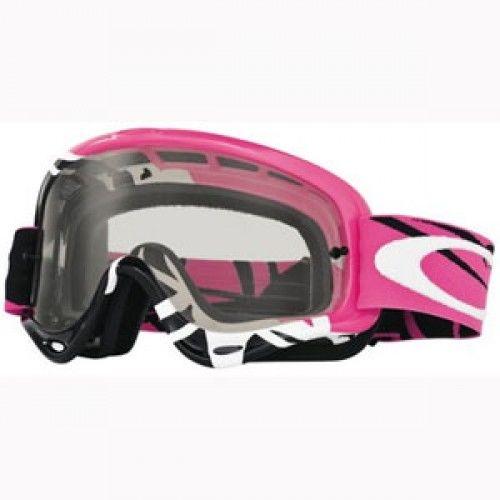 Oakley O Frame Goggles Razor Pink