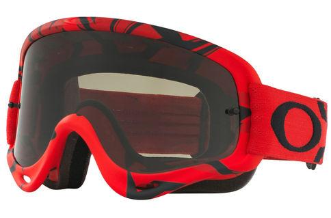 Oakley O Frame Goggles Intimadator Red/Black