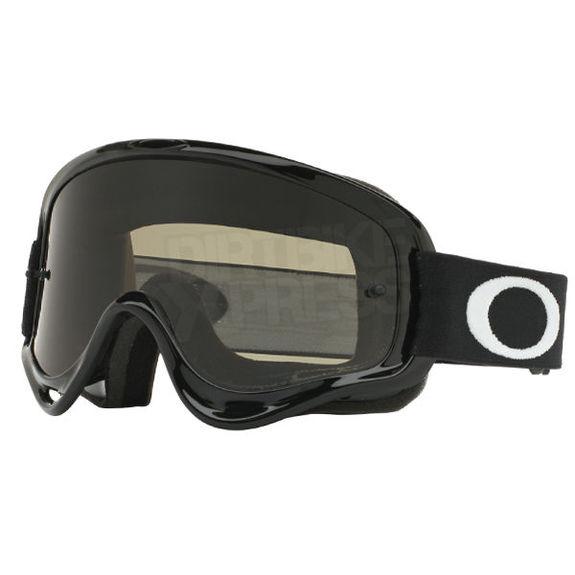Oakley XS O Frame Kids Goggles Jet Black