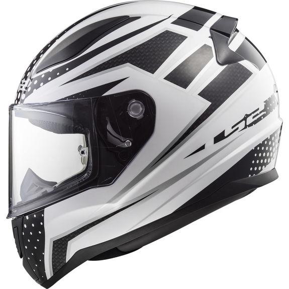 LS2 FF353 Rapid Carborace Motorcycle Helmet