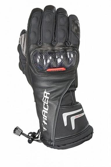 Racer Race Carbon Motorcycle Gloves
