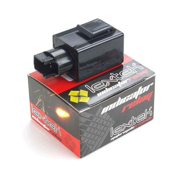 Lextek Indicator Relay Honda 4 pin relay for LED Indicators