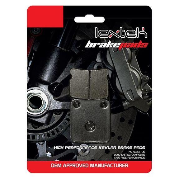 Lextek Brake Pads FA054 DB250 DP107 SBS536 VD120 VD333