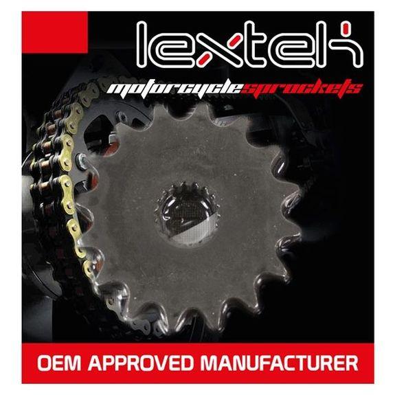 Lextek Front Sprocket 428-16T K157FMI