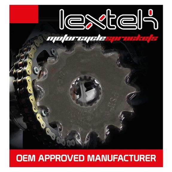 Lextek Front Sprocket 428-15T K157FMI