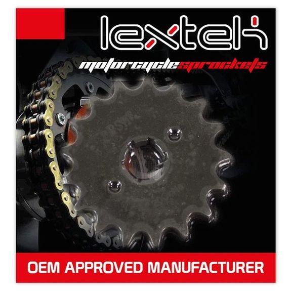 Lextek Front Sprocket 428-17T 156FMI 157FMI