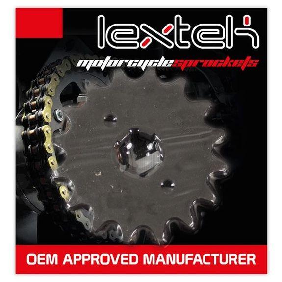Lextek Front Sprocket 428-16T 156FMI 157FMI