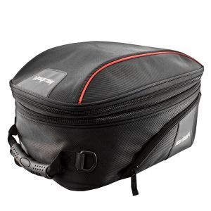 Lextek Motorcycle Magnetic Expandable Tank Bag 28L