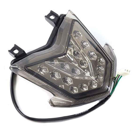 Tail Light Assembly (Tinted Lens) TLASM097