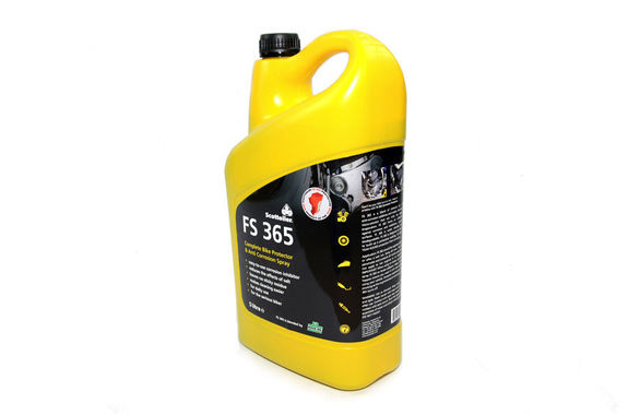 SCOTTOILER FS365 CORROSION PROTECTION 5 LITRE BOTTLE SO-0045