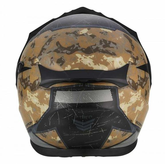 Scorpion ADX1 Battleflage Adventure Touring Helmet