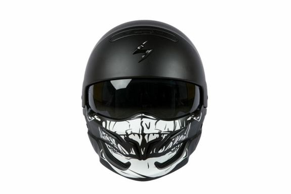 Scorpion Combat Skull Face Mask