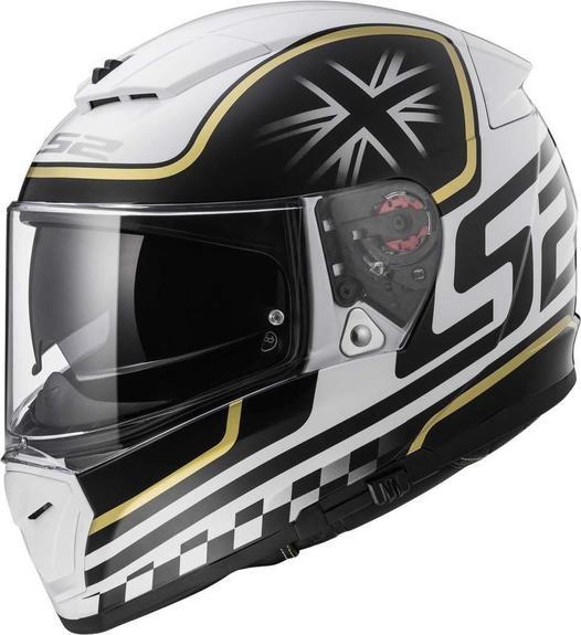 LS2 FF390 Breaker Classic Motorcycle Helmet