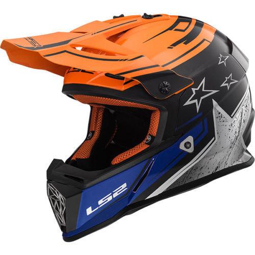 LS2 MX437 Fast Core MX Helmet