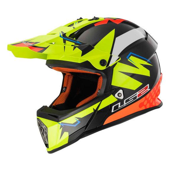 LS2 MX437 Fast Volt MX Helmet