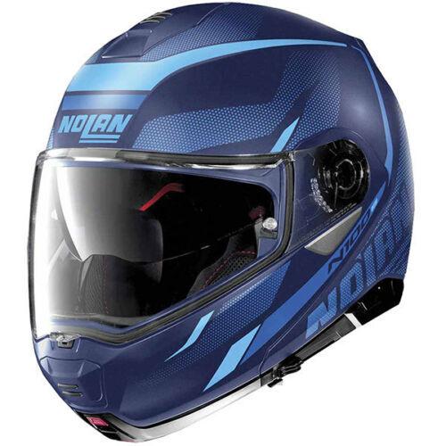 Nolan N100-5 Lumiere N-Com Flat Blue