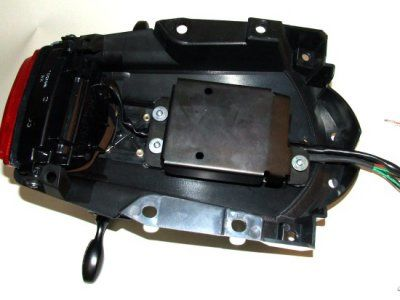 Alarm Mounting Kit - Honda CBR1000RR '08