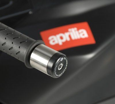 Bar End Sliders for Aprilia RSV and Tuono Models