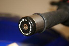 Bar End Sliders for Suzuki DL650/DL1000 models