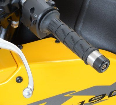 Bar End Sliders for Ducati Monster and Multistrada models