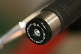 Bar End Sliders for KTM 990/950 SM/SMR/SMT models