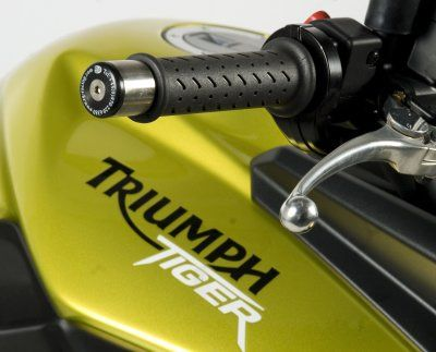 Bar End Sliders for Triumph Tiger 800