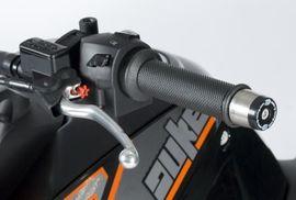 Bar End Sliders for KTM 1290 Superduke R and KTM 690 Duke Models