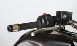 Bar End Sliders for Triumph Trophy 1200