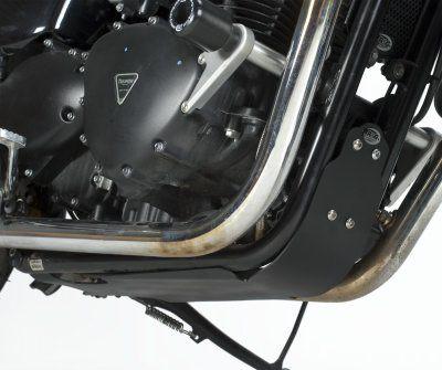 Bash Plate - Triumph Thruxton '08- / Bonneville '06- / Scrambler '06-