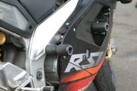 R&G Crash Protectors - Classic Style - Aprilia RSV Mille and RSVR '98-'03