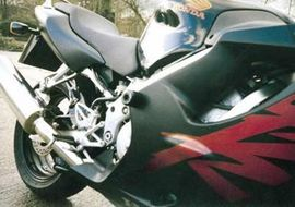 R&G Crash Protectors - Classic Style - Honda CBR600 '99 onwards