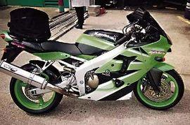 R&G Crash Protectors - Classic Style - Kawasaki ZX6R G1/G2/J1/J2/636A '02