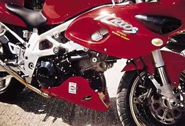 R&G Crash Protectors - Classic Style - Suzuki TL1000S