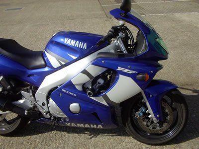 R&G Crash Protectors - Classic Style - Yamaha Thunder Cat