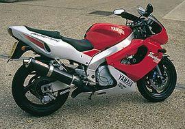 R&G Crash Protectors - Classic Style - Yamaha Thunderace