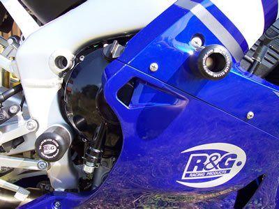 R&G Crash Protectors - Classic Style - Yamaha YZFR1 LOWER '98-'03