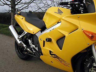 R&G Crash Protectors - Classic Style - Honda VFR800i '98-'01
