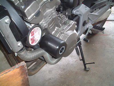 R&G Crash Protectors - Classic Style - Honda CB900 Hornet