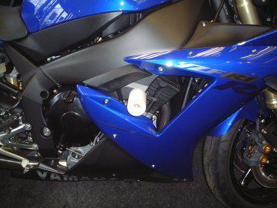 R&G Crash Protectors - Classic Style - Yamaha YZFR1 '02-'03