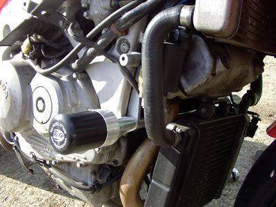 R&G Crash Protectors - Classic Style - Honda RVF400 (NC35)