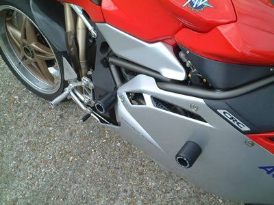 R&G Crash Protectors - Classic Style - MV Agusta F4 and F4 1000R