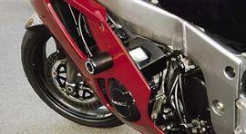 R&G Crash Protectors - Classic Style - Kawasaki ZX6R F1-F3