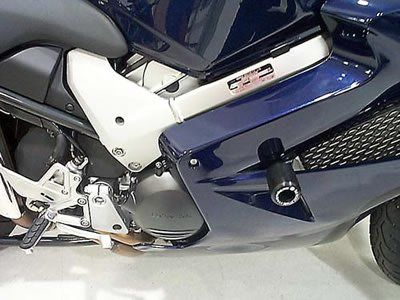 R&G Crash Protectors - Classic Style - Honda VFR800 V-TEC and VFR800 Interceptor '02-