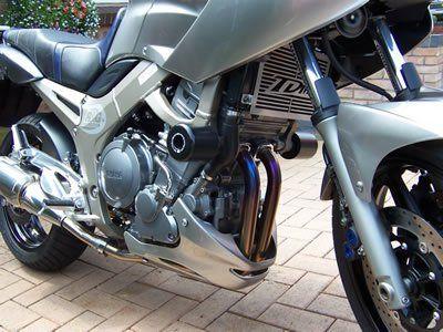 R&G Crash Protectors - Classic Style - Yamaha TDM900