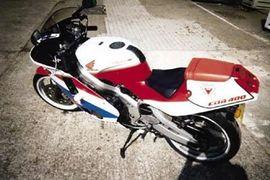 R&G Crash Protectors - Classic Style - Honda CBR400 Tri Arm (NC239 frame)