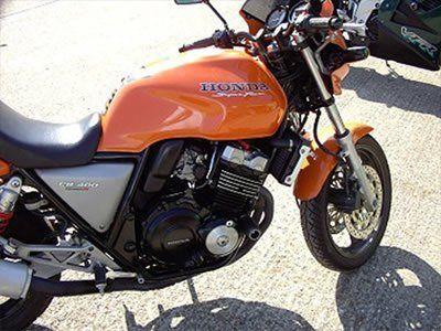 R&G Crash Protectors - Classic Style - Honda CB400