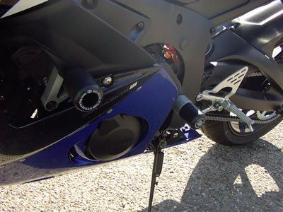 R&G Crash Protectors - Classic Style - Yamaha YZF-R6 '03-'05